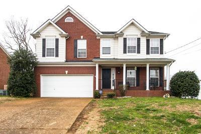 Lavergne Single Family Home For Sale: 303 John Henry Dr