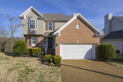 Old Hickory Single Family Home For Sale: 1507 Yarmouth Ln