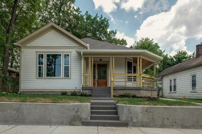 Single Family Home Under Contract - Showing: 803 N 5th St