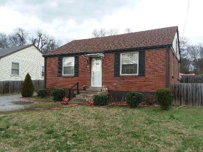 Madison Single Family Home Under Contract - Not Showing: 337 Harris St