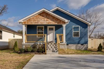 Old Hickory Single Family Home Under Contract - Not Showing: 375 Rayon Drive