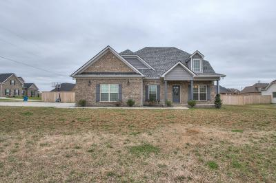 Lascassas Single Family Home Under Contract - Not Showing: 1028 Ash Ridge Rd