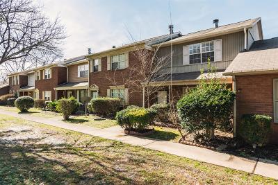 Hendersonville Condo/Townhouse Under Contract - Showing: 430 Walton Ferry Rd Apt 1606