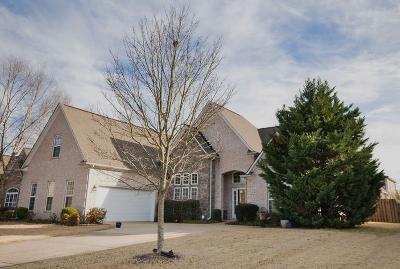 Spring Hill Single Family Home For Sale: 1012 Neal Crest Circle