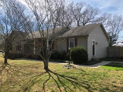 Belvidere Single Family Home Under Contract - Showing: 1971 Vernon Ridge Rd