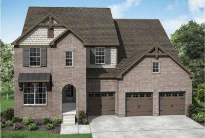 Williamson County Single Family Home For Sale: 1225 Bradshaw Ln Lot 13