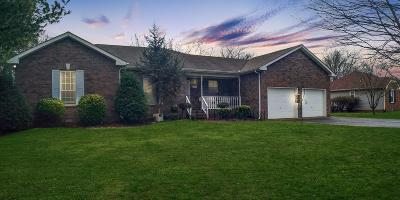 Thompsons Station Single Family Home Under Contract - Showing: 2843 Station South Dr