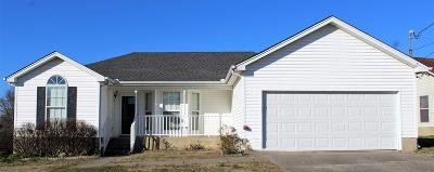 Lavergne Single Family Home For Sale: 423 Randall Ln