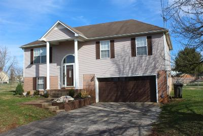 Columbia Single Family Home Under Contract - Not Showing: 604 Austyn Ter