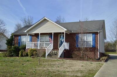 Wilson County Single Family Home Under Contract - Not Showing: 571 Windy Rd