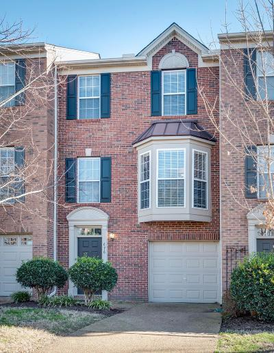 Franklin Condo/Townhouse Under Contract - Showing: 676 Huffine Manor Cir