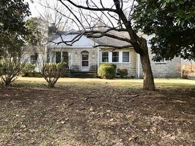 Goodlettsville Single Family Home Under Contract - Not Showing: 302 Moss Trl