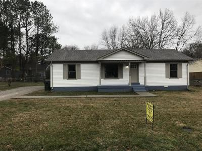 Springfield Single Family Home Under Contract - Showing: 303 N Ivy Ct