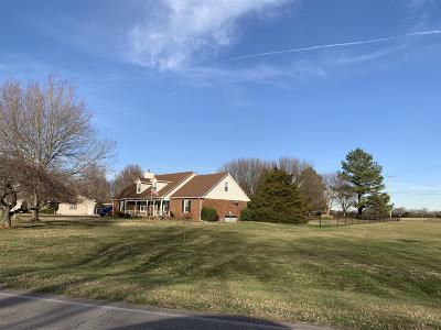 Rockvale Single Family Home Under Contract - Not Showing: 5665 Old Salem Rd