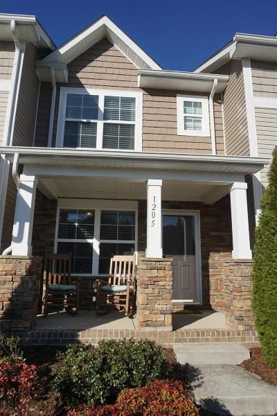 Hermitage Condo/Townhouse For Sale: 1205 Riverbrook Dr