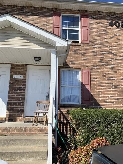 Clarksville Single Family Home For Sale: 408 Jack Miller Blvd Apt B