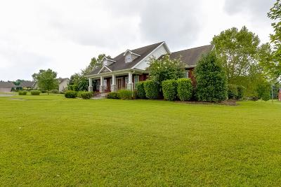 Lebanon Single Family Home For Sale: 272 Davis Rd