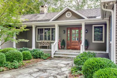 Sewanee Single Family Home Under Contract - Showing: 1710 Stagecoach Road