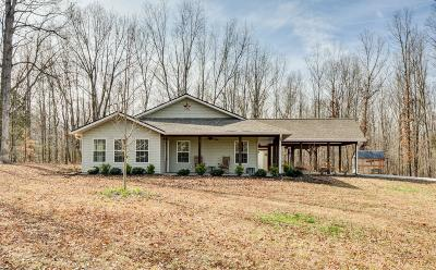 Cumberland Furnace TN Single Family Home Under Contract - Not Showing: $214,900