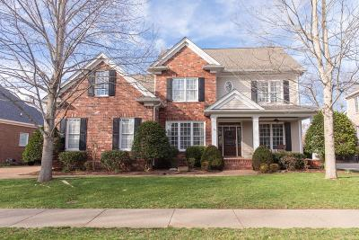 Franklin Single Family Home Under Contract - Showing: 812 Willowsprings Blvd