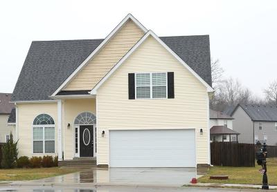 Clarksville TN Single Family Home For Sale: $204,900