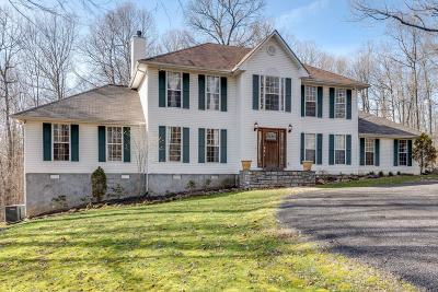 Joelton Single Family Home Under Contract - Showing: 3780 Bear Hollow Rd