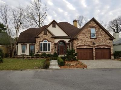 Single Family Home For Sale: 605 Green Park