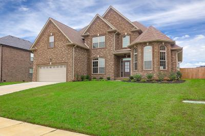 Clarksville Single Family Home For Sale: 1232 Juniper Pass