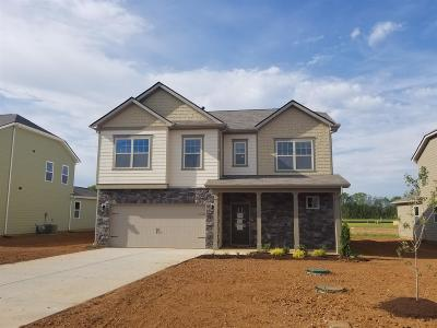 Single Family Home For Sale: 318 William Dylan Dr- Lot 52