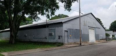 Robertson County Commercial For Sale: 1105 Cheatham St