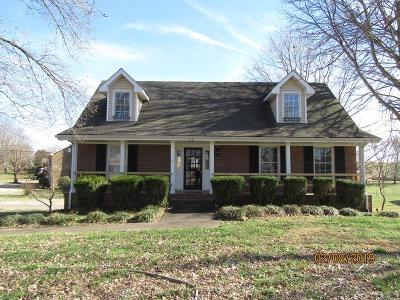 Clarksville Single Family Home Under Contract - Showing: 3100 Westchester Dr