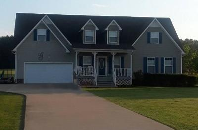 Summertown Single Family Home For Sale: 110 Barry Ln