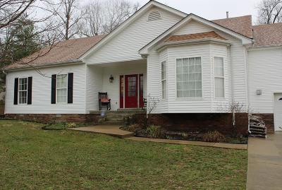 Burns TN Single Family Home For Sale: $329,900