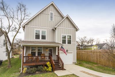 Nashville Single Family Home For Sale: 512 B Eastboro Dr