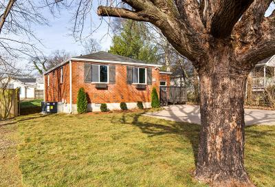 Madison Single Family Home For Sale: 236 Forrest Park Rd