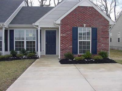 Murfreesboro TN Rental For Rent: $1,100
