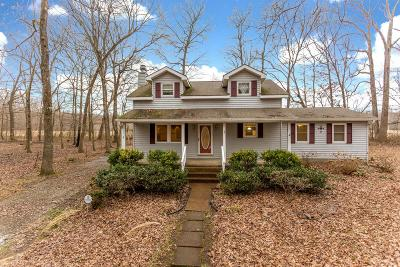 Springfield Single Family Home For Sale: 4006 Baggett Rd