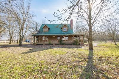 Rutherford County Single Family Home For Sale: 4936 Sledge Rd