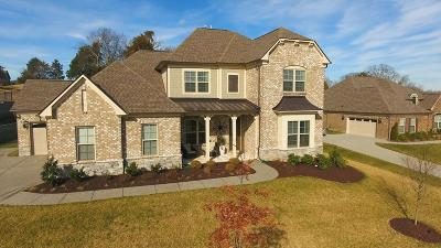 Brentwood  Single Family Home Under Contract - Showing: 9530 Whitby Crest Ct