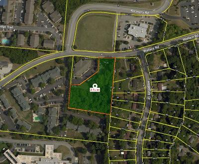 Nashville Residential Lots & Land For Sale: 339 N Wallace Rd