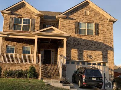 Hendersonville Single Family Home For Sale: 103 Sleepy Hollow Ct