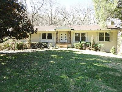 Nashville Single Family Home For Sale: 1913 Cromwell Dr