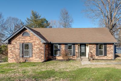 Springfield Single Family Home Under Contract - Not Showing: 104 Runnymead Dr