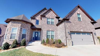 Clarksville Single Family Home For Sale: 429 Clover Meadows Ct
