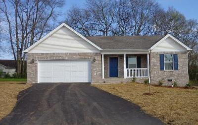 Columbia Single Family Home Under Contract - Not Showing: 2032 Eisley Ln
