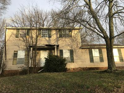 Antioch Single Family Home Under Contract - Not Showing: 3293 Anderson Rd