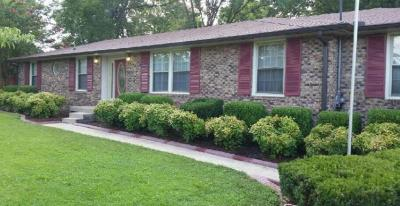 Hendersonville Single Family Home Under Contract - Not Showing: 103 Homestead Ct