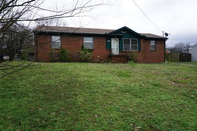 Goodlettsville Single Family Home For Sale: 214 Cindy Pl