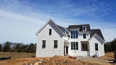 Nolensville Single Family Home For Sale: 2630 Sanford Rd