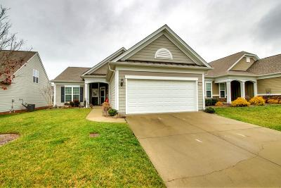 Mount Juliet Single Family Home For Sale: 114 Privateer Lane